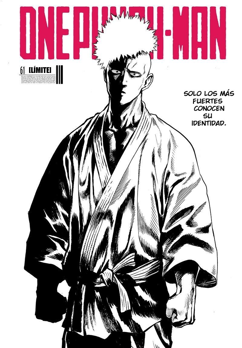 One Punch-Man Capítulo 98