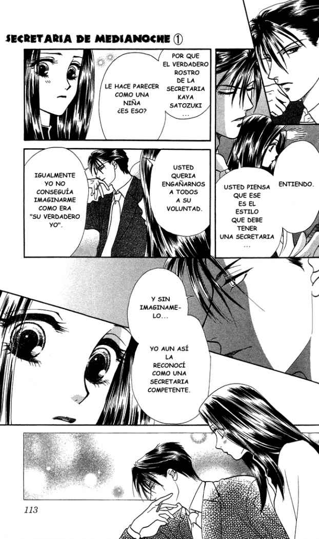 midnight secretary 3 p225gina 35 leer manga en espa241ol