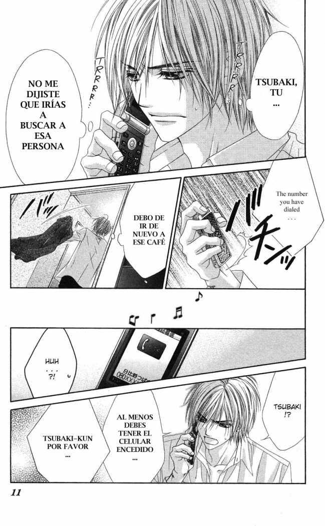Kyou koi wo hajimemasu 66 p gina 7 leer manga en espa ol for Koi ga odoru new town scan