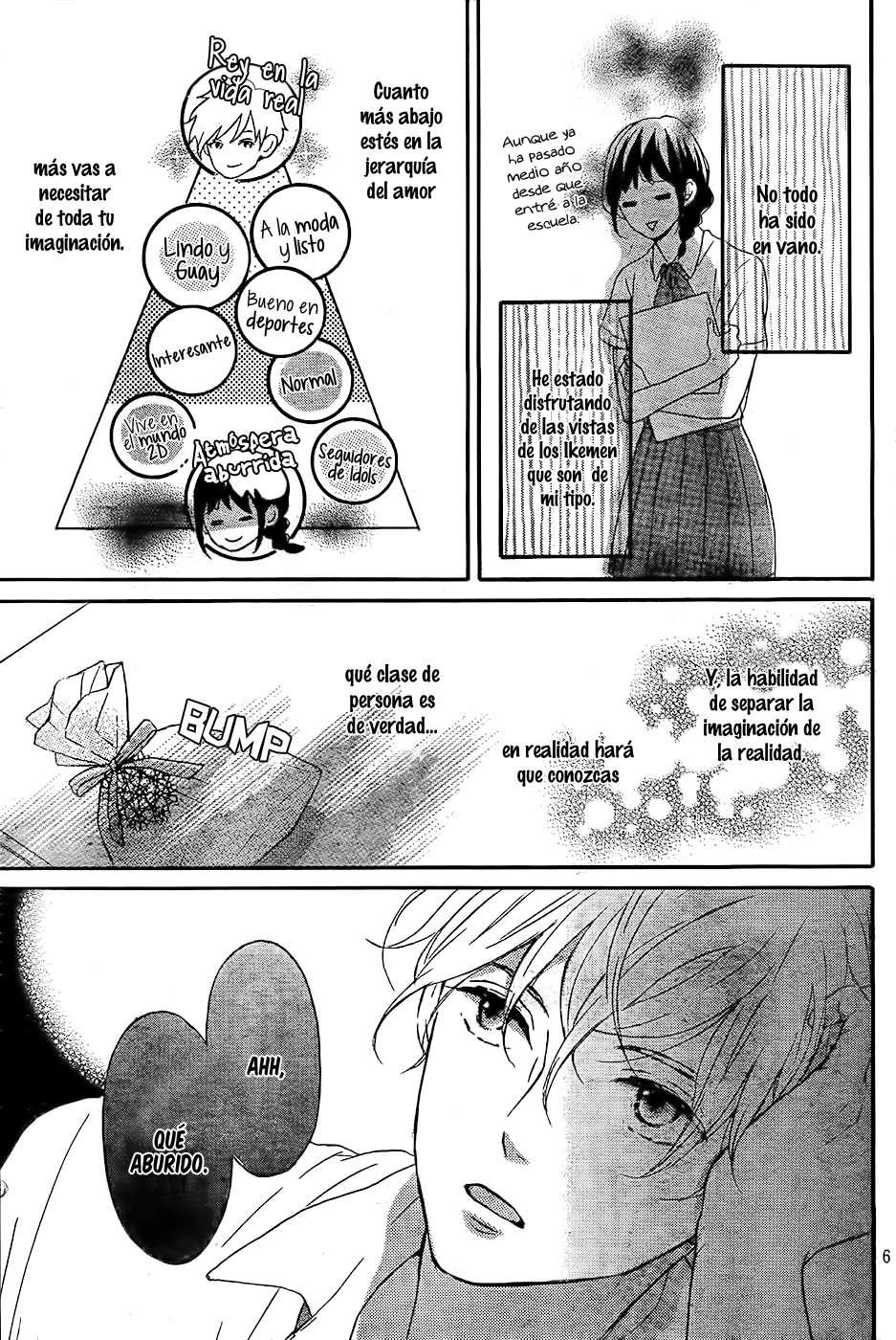 Koi wazurai no ellie cap tulo 1 p gina 5 leer manga en for Koi wazurai no ellie