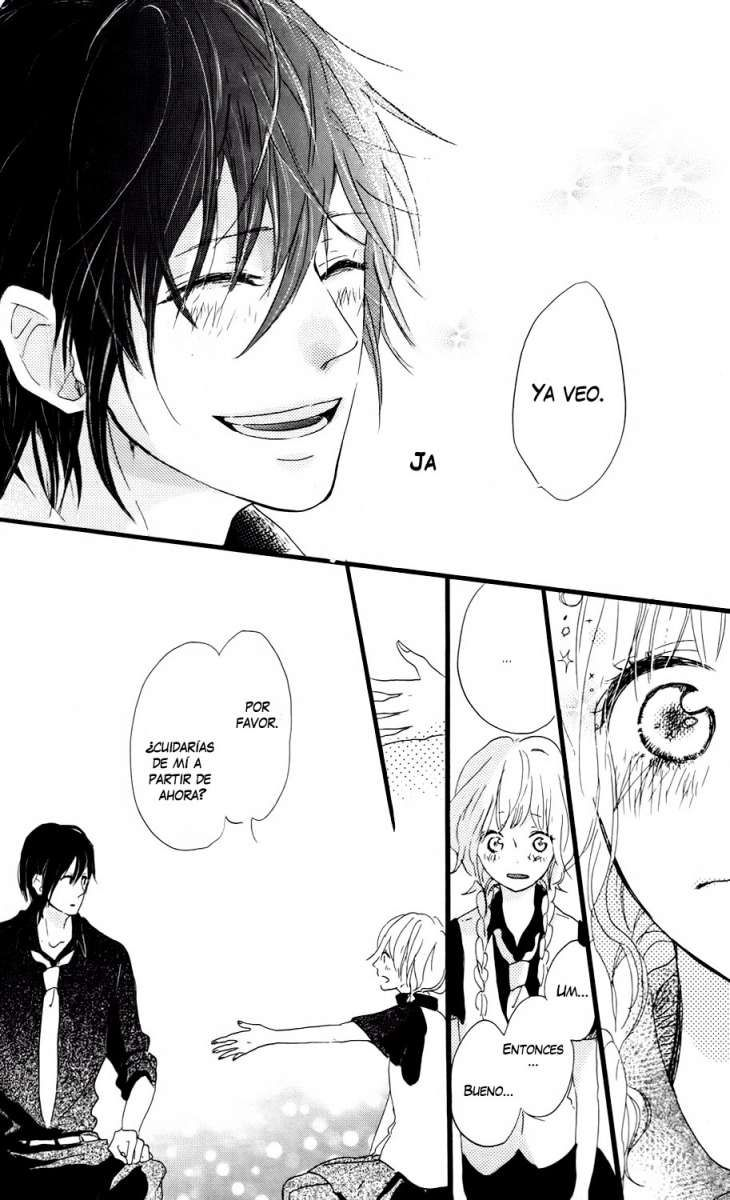 Mashikaku Rock 3 página 3 (Cargar imágenes: 10) - Leer ...