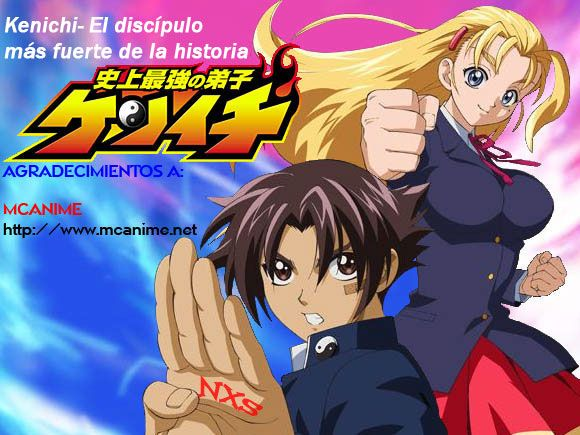 Kenichi el discipulo mas fuerte de la historia 10