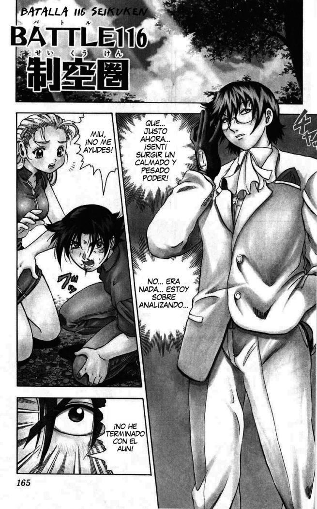 Kenichi el discipulo mas fuerte de la historia 116