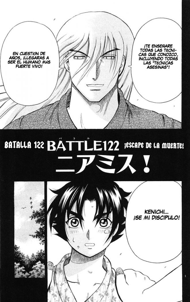Kenichi el discipulo mas fuerte de la historia 122
