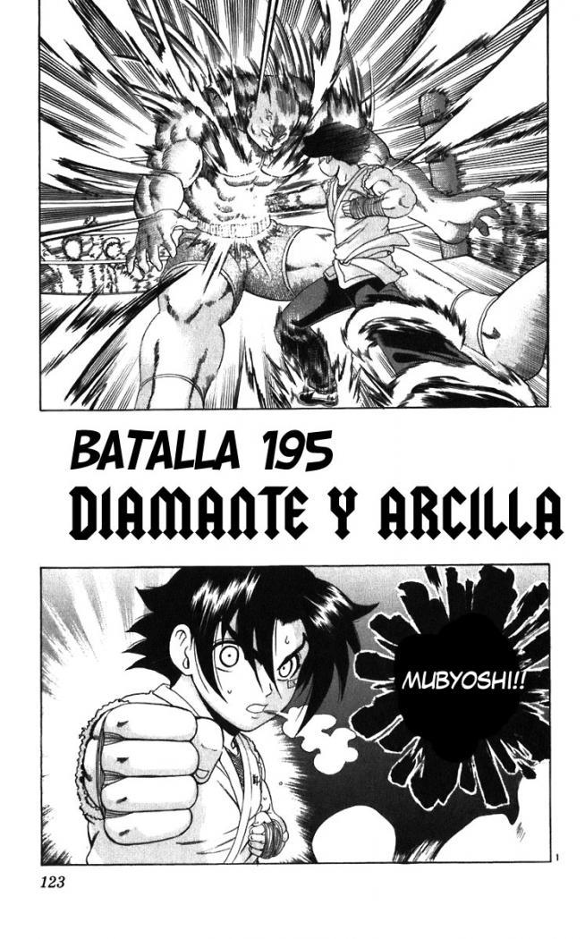 Kenichi el discipulo mas fuerte de la historia 195