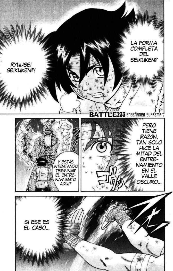 Kenichi el discipulo mas fuerte de la historia 233