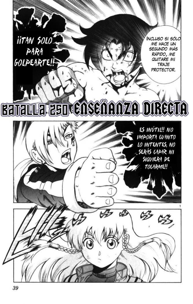 Kenichi el discipulo mas fuerte de la historia 250