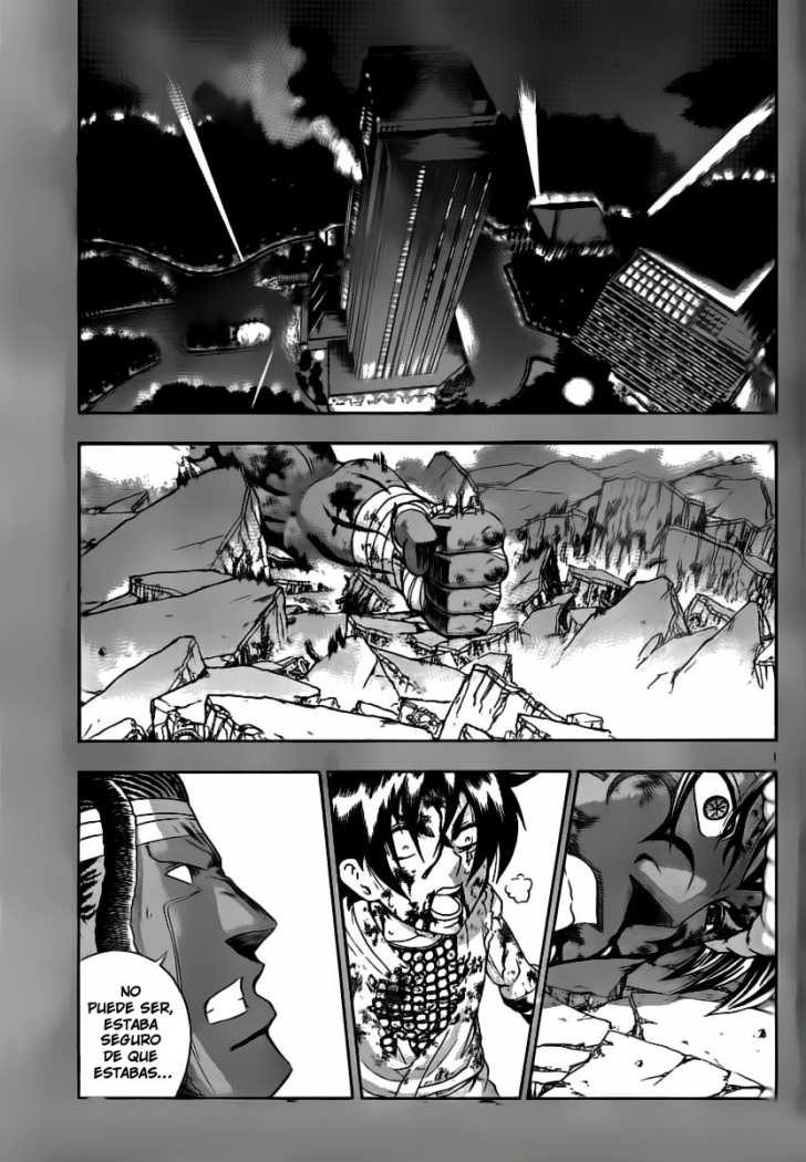Kenichi el discipulo mas fuerte de la historia 406