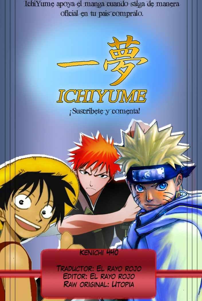 Kenichi el discipulo mas fuerte de la historia 440