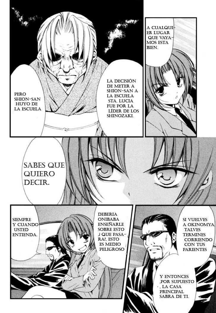 Higurashi No Naku Koro Ni Kai Meakashi Hen 5 Capitulo 1