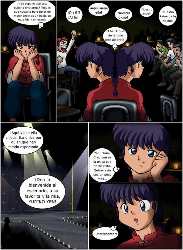 Manga hentai ranma 1 2 color you, it's