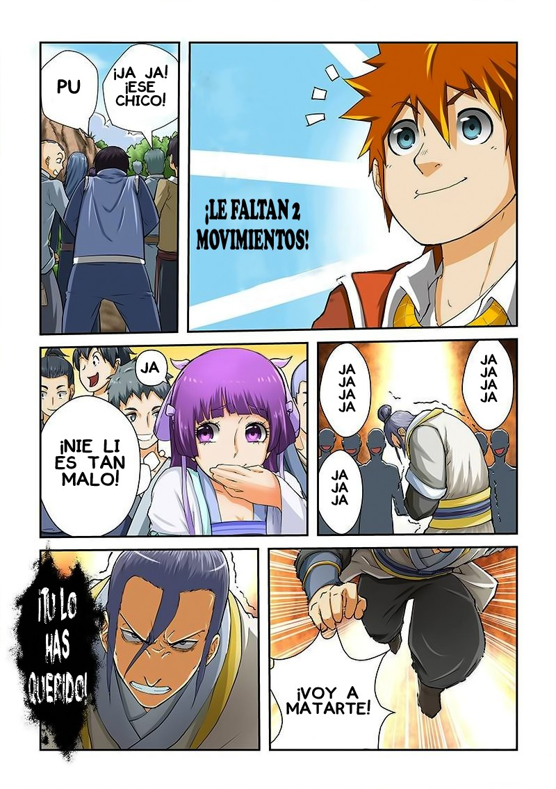 http://c5.ninemanga.com/es_manga/7/17735/434833/efd164b5f66ab1211322bc2bebed281d.jpg Page 2